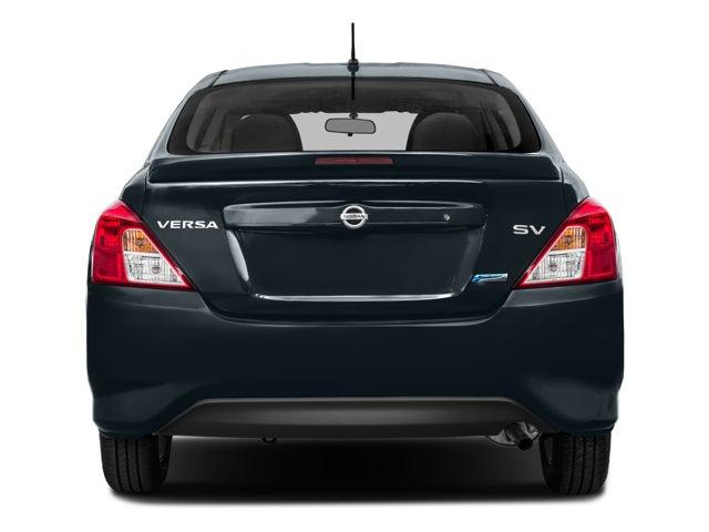 2017 Nissan Versa Sedan Sv In Paducah Ky Nashville Nissan Versa